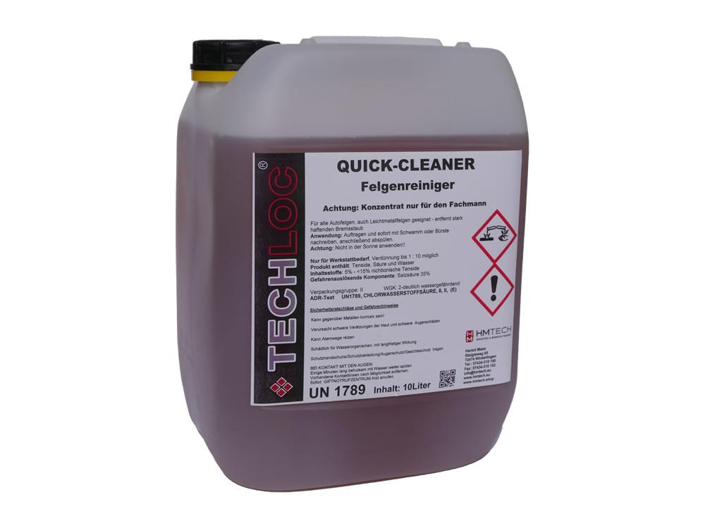 TECHLOC Quick-Cleaner